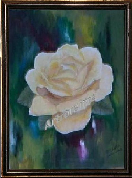 Yellow Rose of Hope