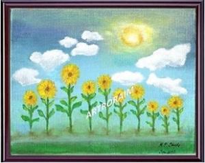 Sunflower Solstice